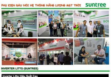 Phân Phối Phụ Kiện Solar Suntree & Inverter Litto Tại Việt Nam