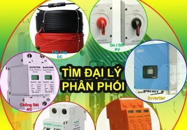Tìm Đại Lý Phân Phối Phụ Kiện Solar (Suntree) – Biến Tần Solar (Litto) Tại Việt Nam