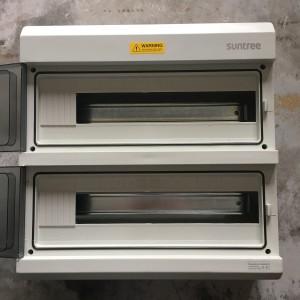 Vỏ tủ điện nhựa IP65 36 MCB
