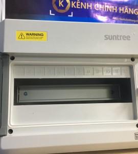 Vỏ tủ điện nhựa IP65 12 MCB