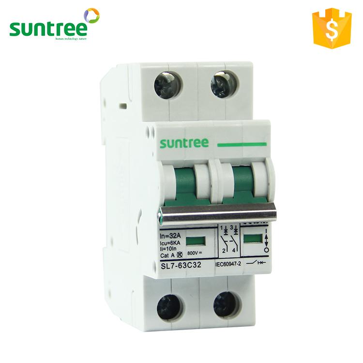 Aptomat DC Suntree 16A 800VDC (4)
