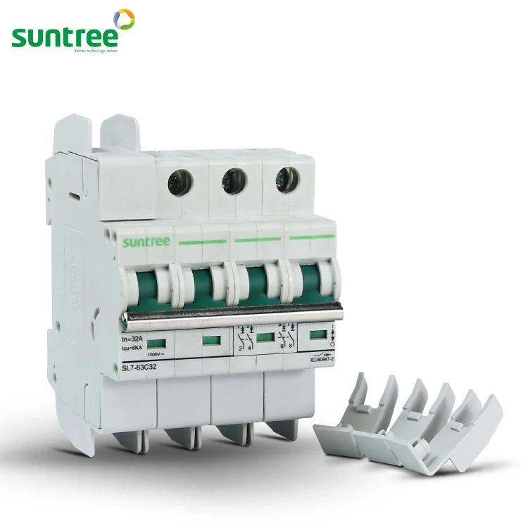 Aptomat DC Suntree 4P 1000VDC (3)